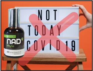 NAD+ Phyto defeats covid